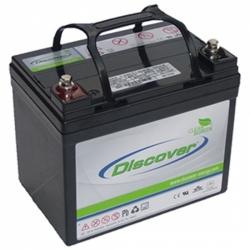 Trakční akumulátor pro zvlášť vysoké výkony / baterie 12V 38Ah,