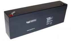 Záložní olověný akumulátor / baterie 12V 2,3Ah, FGforte
