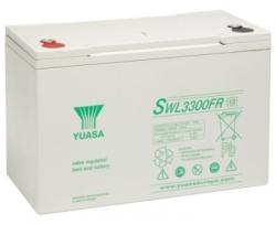 Záložní olověný akumulátor s vysokým výkonem / baterie 12V 105A
