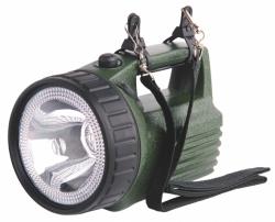 Svítilna nabíjecí 3810 APOLLO EXPERT LED, 6V/4Ah 12V/220V