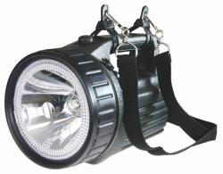 Svítilna nabíjecí 3810 APOLLO EXPERT 5W halogen , 6V/4Ah 12V/220