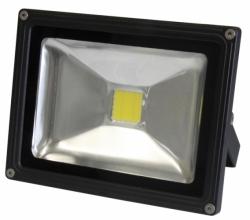 Reflektor LED (jako halogen lineární) MCOB 20W/CW 2000lm černý