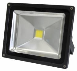 Reflektor LED (jako halogen lineární) MCOB 20W/DL 1500lm černý