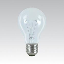 Žárovka E27 100W jas, otřesuvzdorná