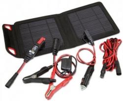 Solární nabíječka olověných akumulátorů NOCO XGride, 12V 4W s př
