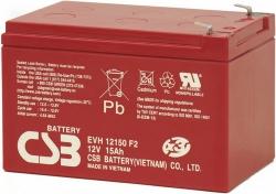 Trakční akumulátor pro zvlášť vysoké výkony / baterie 12V 15Ah,