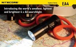 EA4W outdoor svítilna Cree xm-l (u2) teplý odstín světla 860lm,