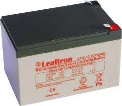 Trakční olověný akumulátor / baterie 6V 14Ah, Leafton