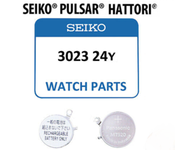 MT920 Capacitor, watch Seiko s vývody 3023.24Y
