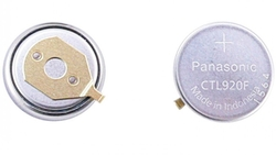 CTL920 Capacitor, watch Citizen s vývody 295-69, 295-70