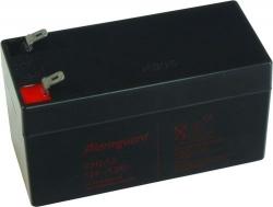 Záložní olověný akumulátor / baterie 12V 1,3Ah, Alarmguard