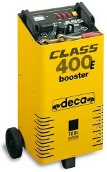 Profesionální nabíječka akumulátorů / startovací vozík Deca CLAS