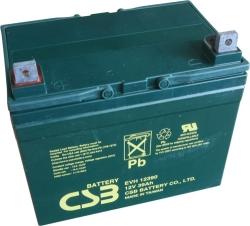 Trakční akumulátor pro zvlášť vysoké výkony / baterie 12V 39Ah,