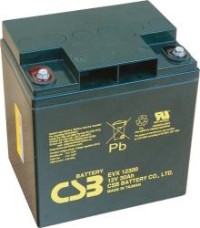 Trakční akumulátor / baterie 12V 30Ah, CSB - životnost 7 let