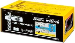 Profesionální nabíječka akumulátorů DECA FL 1112, 6 – 12V