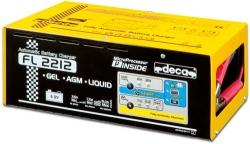 Profesionální nabíječka akumulátorů DECA FL 2212, 6 – 12V