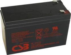 Záložní olověný akumulátor s vysokým výkonem / baterie 12V 7,2