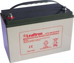 Trakční akumulátor / baterie 12V 100Ah, Leafton