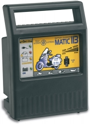 Profesionální nabíječka akumulátorů DECA MATIC 113, 12V
