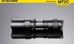 Svítilna MT2C taktická LED CREE R5 360lm, 2xCR123A