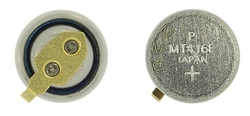 MT416 Capacitor, watch Citizen s vývody 295-67