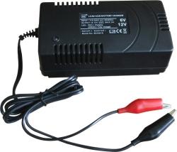 Nabíječka akumulátorů CLASSIC MVA818, 6 – 12V