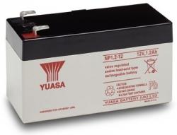 Záložní olověný akumulátor / baterie 12V 1,2Ah, YUASA