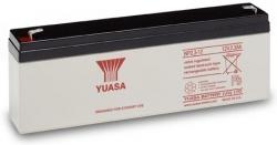 Záložní olověný akumulátor / baterie 12V 2,3Ah, YUASA