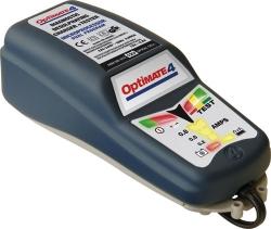 Nabíječka akumulátorů TecMATE OptiMate 4 DUAL, 12V