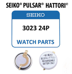 MT920 Capacitor, watch Seiko s vývody 3023.24P, 3023.24R