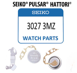 MT616 Capacitor, watch Seiko s vývody 3027.3MY, 3027.3MZ