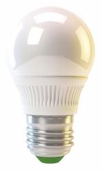 Žárovka E27 malá baňka LED 4W 320lm teplá bílá WW GLOBE RS-LINE