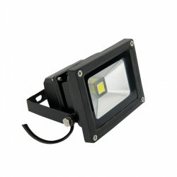 Reflektor LED (jako halogen lineární) MCOB 10W/CW 1000lm černý