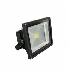 Reflektor LED (jako halogen lineární) MCOB 30W/CW 3000lm černý