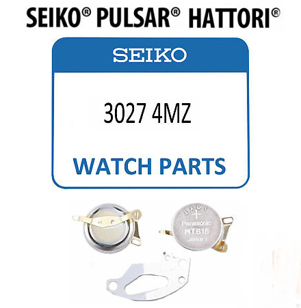 MT616 Capacitor, watch Seiko s vývody 3027.4MZ